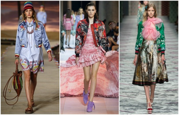 sydne-style-rounds-up-the-top-trends-for-spring-with-bomber-jackets-from-tommy-hilfiger-robert-cavalli-gucci